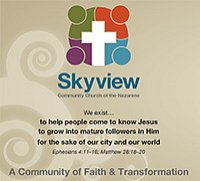 Skyview – Vision Brochure